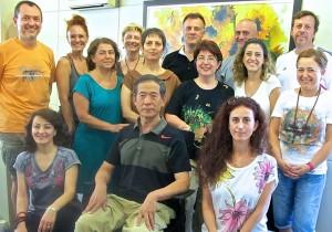 Emei Qigong Seviye III Eğitimi, Temmuz 2014