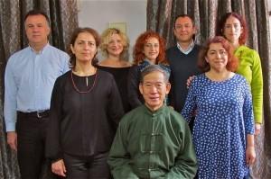 Emei Qigong Seviye IV Eğitimi, Kasım 2015