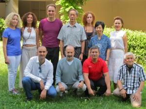 Emei Qigong Seviye III Eğitimi, Eylül 2016