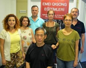 Emei Qigong Seviye V Eğitimi, Eylül 2016