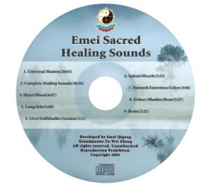 emei kutsal şifa sesleri CD