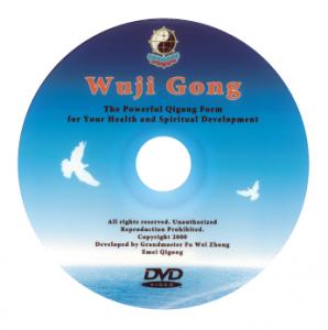 wuji gong DVD